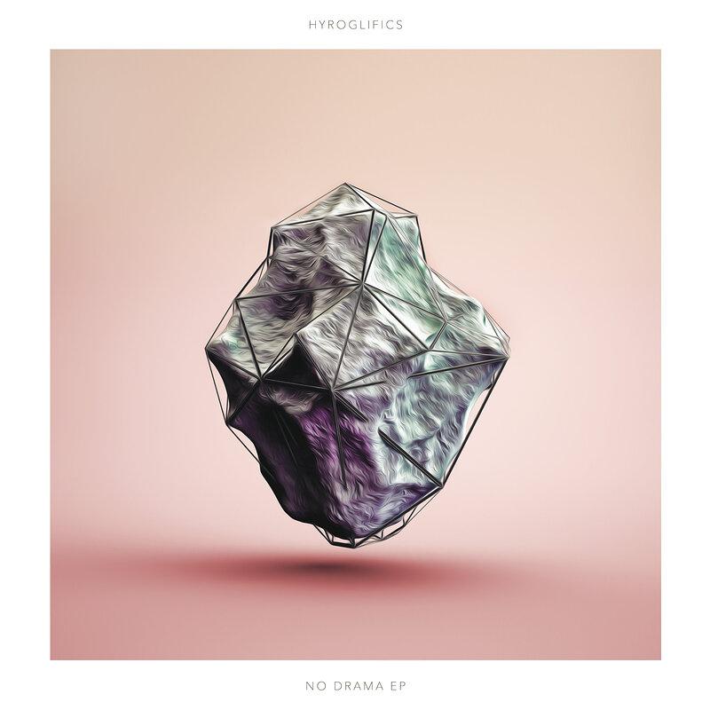 Cover art - Hyroglifics: No Drama EP