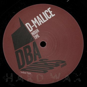 Cover art - D-Malice: Indian Time