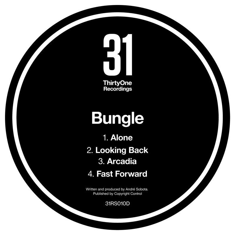 Cover art - Bungle: Alone
