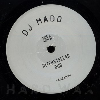 Cover art - DJ Madd: Interstellar Dub