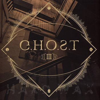 Cover art - G.H.O.S.T: III
