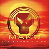Cover art - Mako: The Narrator EP