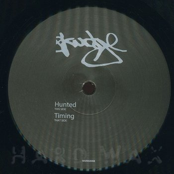 Cover art - Skudge: Hunted