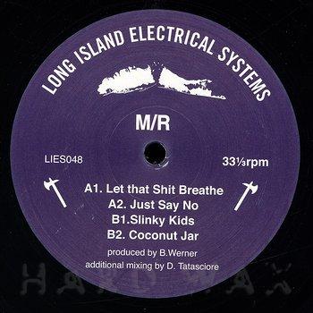 Cover art - M/R: Let That Shit Breathe
