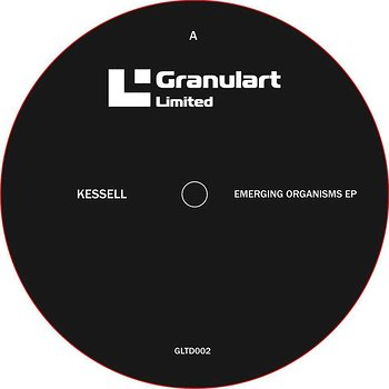 Cover art - Kessell: Emerging Organisms EP