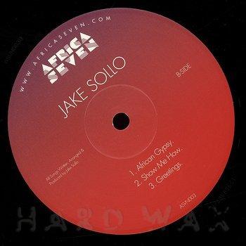 Cover art - Jake Sollo: Jake Sollo