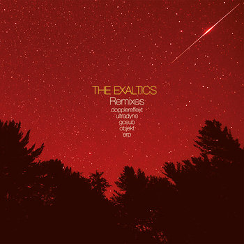 Cover art - The Exaltics: The Truth Remixes