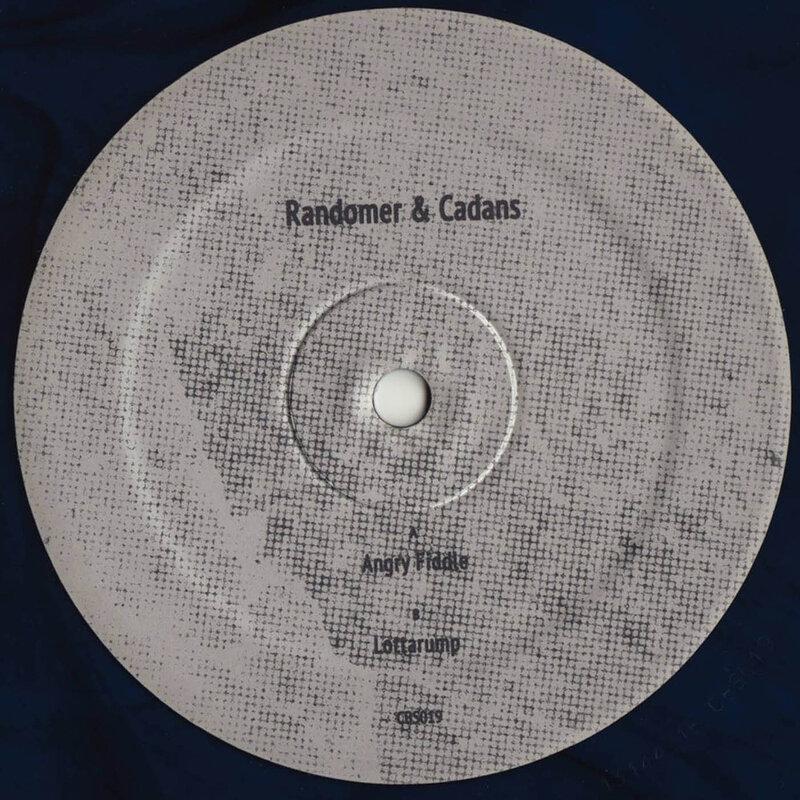 Cover art - Randomer & Cadans: Randomer & Cadans EP