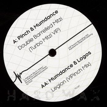 Cover art - Pinch & Mumdance: Double Barrelled Mitzi (Turbo Mitzi VIP)