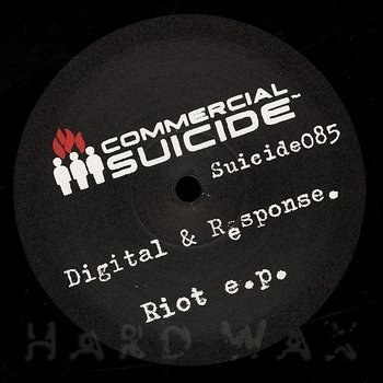 Cover art - Digital & Response: Riot EP