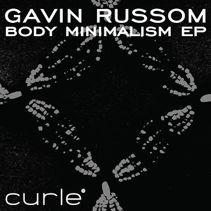 Cover art - Gavin Russom: Body Minimalism EP