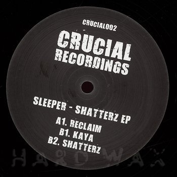 Cover art - Sleeper: Shatterz EP