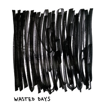 Cover art - Sam Binga: Wasted Days
