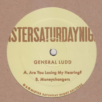 Cover art - General Ludd: Are You Losing My Hearing?
