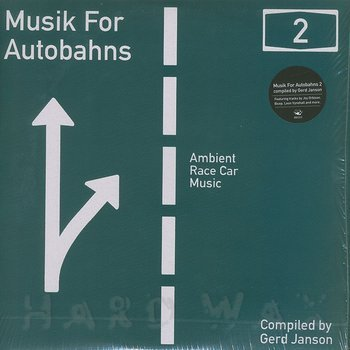 Cover art - Various Artists: Musik For Autobahns 2