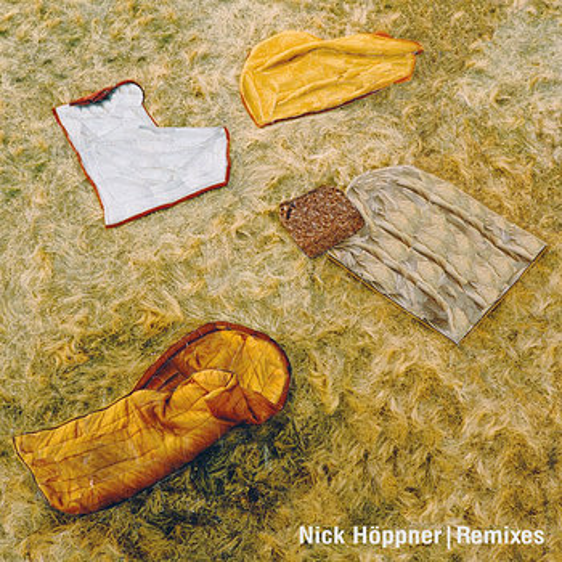 Cover art - Nick Höppner: Remixes