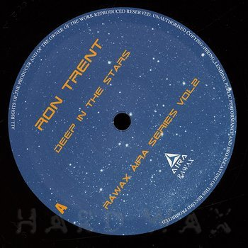 Cover art - Ron Trent: Rawax Aira Series Vol. 2
