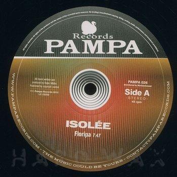 Cover art - Isolée: Floripa EP