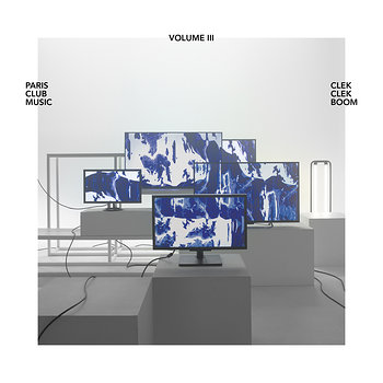 Cover art - Various Artists: Paris Club Music – Volume 3