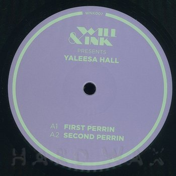 Cover art - Yaleesa Hall: Perrin