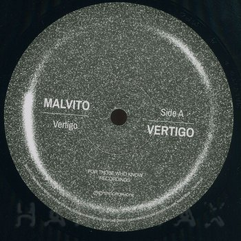 Cover art - Malvito: Vertigo