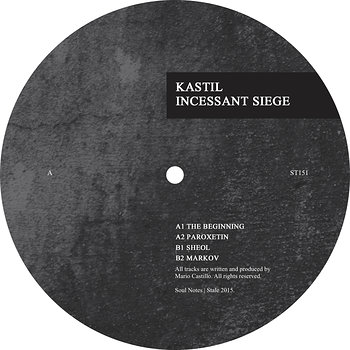 Cover art - Kastil: Incessant Siege