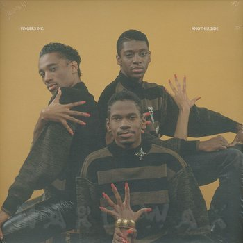 Cover art - Fingers Inc.: Another Side