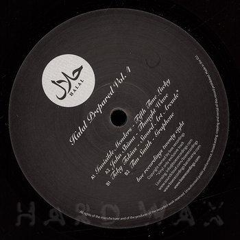 Cover art - Various Artists: Halal Prepared Vol 4