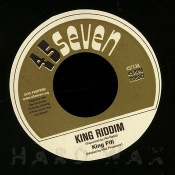 Cover art - King Fifi: King Riddim