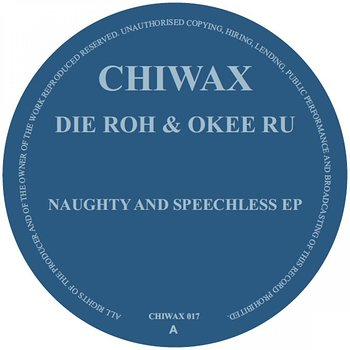 Cover art - Die Roh & Okee Ru: Naughty And Speechless