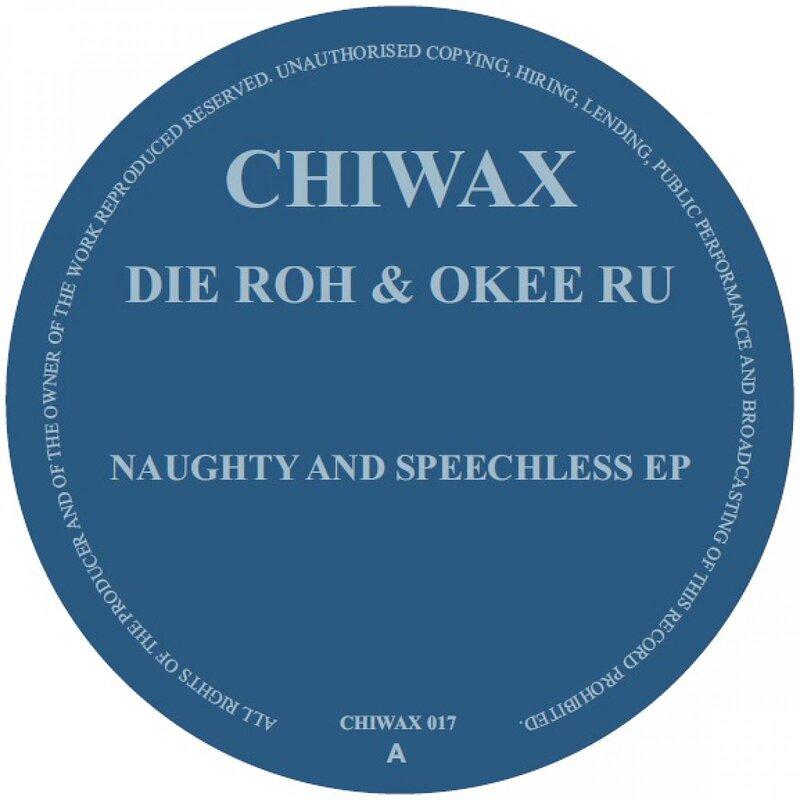 Cover art - Die Roh & Okee Ru: Naughty And Speechless
