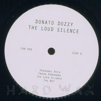 Cover art - Donato Dozzy: The Loud Silence