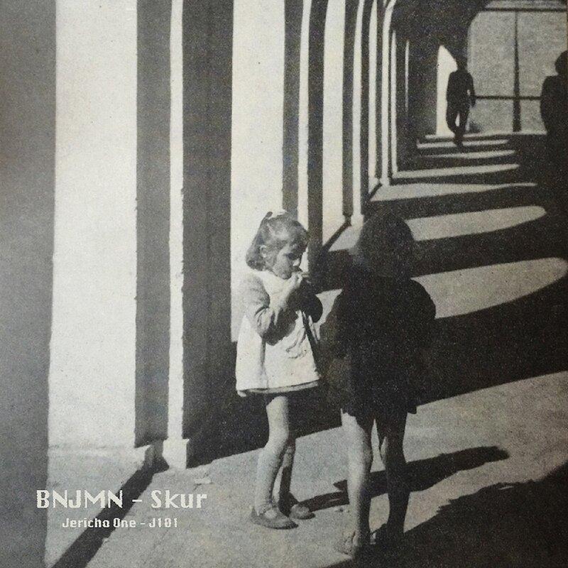 Cover art - Bnjmn: Skur EP