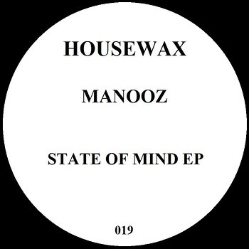 Cover art - Manooz: State Of Mind