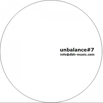 Cover art - Unbalance: #7