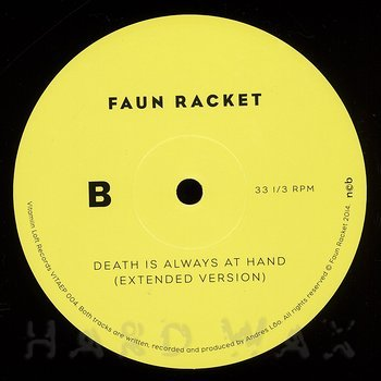 Cover art - Faun Racket: Lullaby