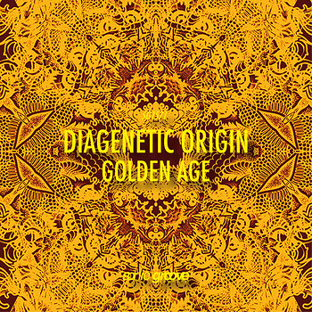 Cover art - Diagenetic Origin: Golden Age