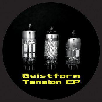 Cover art - Geistform: Tension