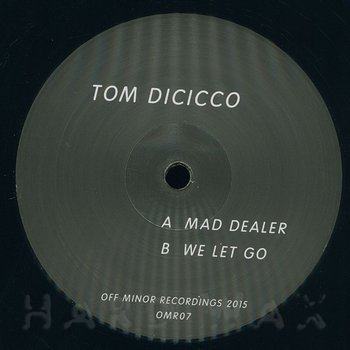 Cover art - Tom Dicicco: Mad Dealer