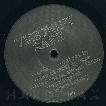 Cover art - Visionist: Safe