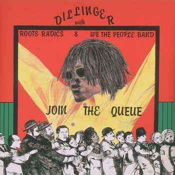 Cover art - Dillinger: Join The Queue
