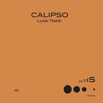 Cover art - Luigi Tozzi: Calipso