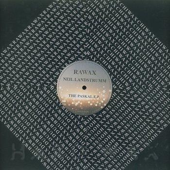 Cover art - Neil Landstrumm: The Paskal EP