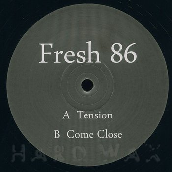 Cover art - Response: Tension