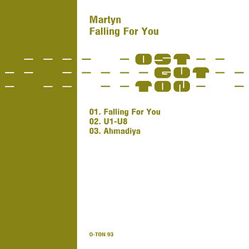 Cover art - Martyn: Falling For You