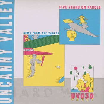 Cover art - Various Artists: Five Years On Parole - Gems From The Vault