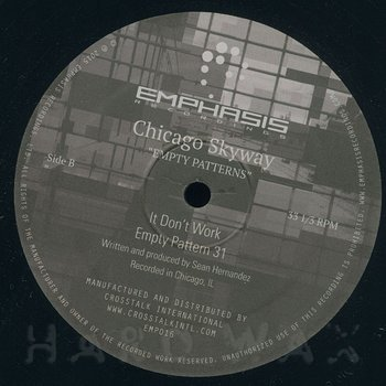 Cover art - Chicago Skyway: Empty Patterns