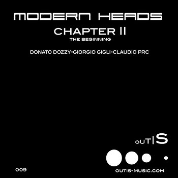 Cover art - Modern Heads: Chapter II (The Beginning)