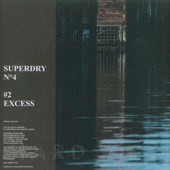 Cover art - Steve Murphy: Superdry EP