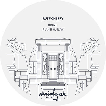Cover art - Ruff Cherry: Ritual EP